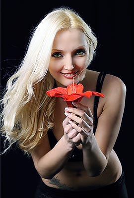 Ukraine bride  Yeleonora 38 y.o. from Lugansk, ID 61407