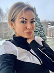 Single Russia women Yuliya from Moscow