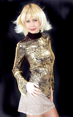Ukraine bride  Elena 49 y.o. from Mariupol, ID 28025