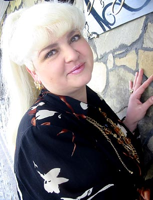 Ukraine bride  Marina 47 y.o. from Mariupol, ID 33625