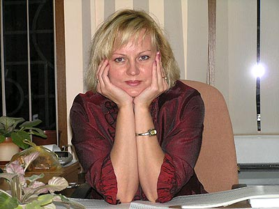 Ukraine bride  Elena 49 y.o. from Mariupol, ID 53644