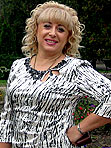 Single Ukraine women Tat'yana from Mariupol