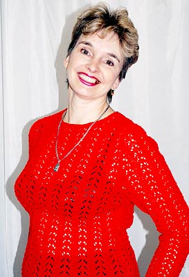 Ukraine bride  Lyudmila 60 y.o. from Mariupol, ID 42876