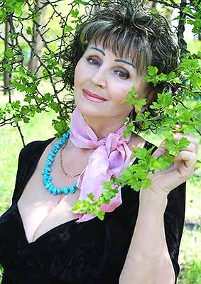 Ukraine bride  Lyudmila 65 y.o. from Mariupol, ID 69964