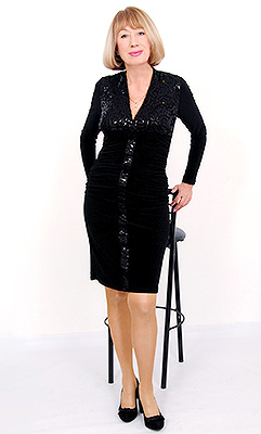Ukraine bride  Tat'yana 65 y.o. from Mariupol, ID 70726
