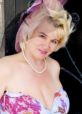 Ukraine bride  Svetlana 60 y.o. from Mariupol, ID 72739