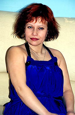 Ukraine bride  Inna 42 y.o. from Mariupol, ID 75437