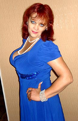 Ukraine bride  Larisa 53 y.o. from Mariupol, ID 56160