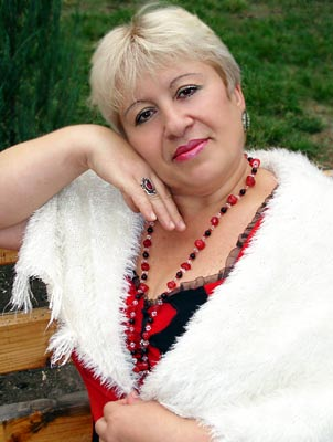 Ukraine bride  Galina 52 y.o. from Mariupol, ID 64300