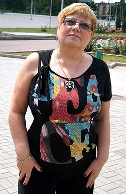 Ukraine bride  Lyudmila 65 y.o. from Mariupol, ID 68360