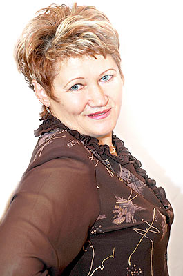 Ukraine bride  Irina 58 y.o. from Melitopol, ID 40011