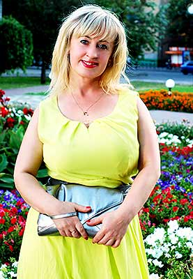 Ukraine bride  Yuliya 40 y.o. from Melitopol, ID 47260
