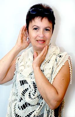 Ukraine bride  Ol'ga 55 y.o. from Melitopol, ID 48539