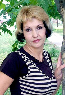 Ukraine bride  Elena 55 y.o. from Melitopol, ID 49813