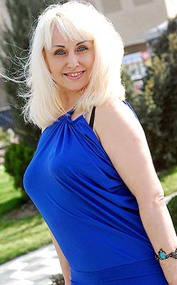Ukraine bride  Inna 49 y.o. from Melitopol, ID 61558