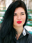 Single Ukraine women Alla from Cherkassy