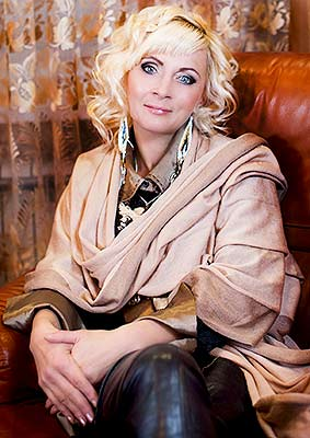 Ukraine bride  Svetlana 52 y.o. from Lugansk, ID 75052