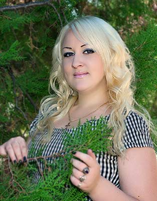Ukraine bride  Natal'ya 30 y.o. from Nikolaev, ID 63116