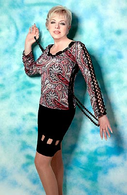 Ukraine bride  Galina 61 y.o. from Nikolaev, ID 55480