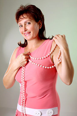 Ukraine bride  Nadejda 60 y.o. from Nikolaev, ID 58537