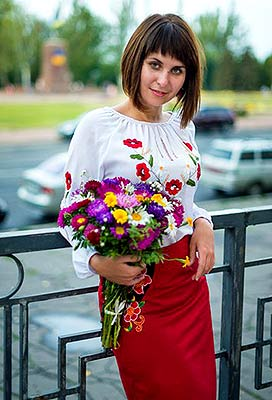 Ukraine bride  Inna 25 y.o. from Nikolaev, ID 74345
