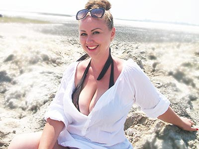 Ukraine bride  Inna 32 y.o. from Kakhovka, ID 92055