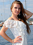 Single Ukraine women Taisiya from Nikolaev