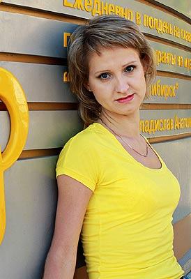 Russia bride  Ol'ga 37 y.o. from Novosibirsk, ID 57589