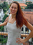 Single Russia women Svetlana from Novosibirsk