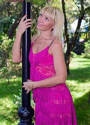 Ukraine bride  Ol'ga 46 y.o. from Odessa, ID 75692