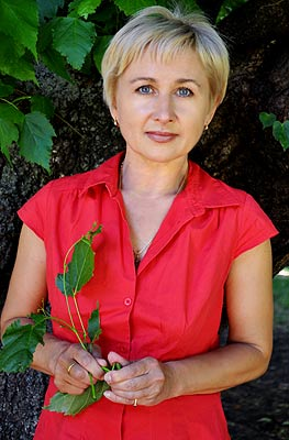 Ukraine bride  Elena 55 y.o. from Odessa, ID 57903
