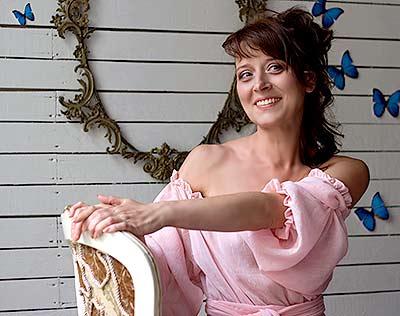 Ukraine bride  Irina 39 y.o. from Odessa, ID 74252