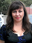 Russian bride Antonina from Poltava