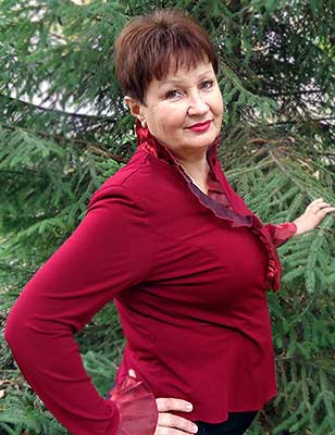 Ukraine bride  Lyudmila 64 y.o. from Poltava, ID 70851