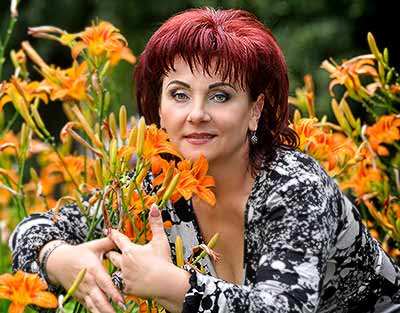 Ukraine bride  Viktoriya 54 y.o. from Poltava, ID 73346