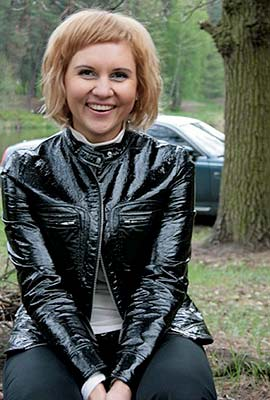 Ukraine bride  Lyudmila 43 y.o. from Kiev, ID 75581