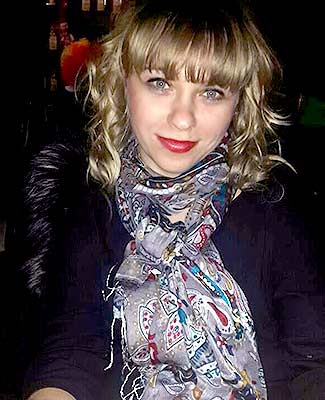 Ukraine bride  Elena 36 y.o. from Poltava, ID 77865