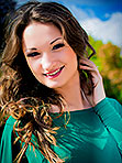 Single Ukraine women Yanina from Poltava
