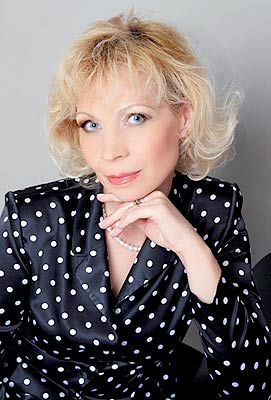 Ukraine bride  Larisa 58 y.o. from Poltava, ID 53408