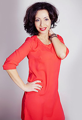 Ukraine bride  Anna 43 y.o. from Poltava, ID 75114