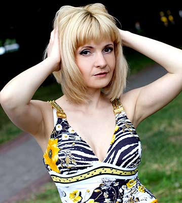 Ukraine bride  Tat'yana 35 y.o. from Poltava, ID 73427