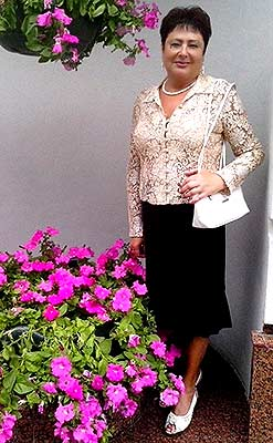 Ukraine bride  Vera 61 y.o. from Poltava, ID 74341