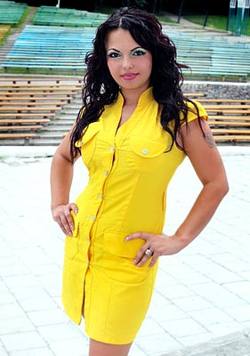 Ukraine bride  Anya 40 y.o. from Poltava, ID 64342