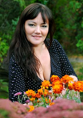 Ukraine bride  Lyuda 40 y.o. from Lubny, ID 65027