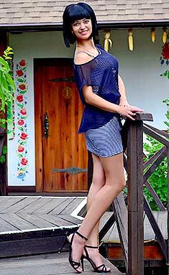 Ukraine bride  Anastasiya 29 y.o. from Poltava, ID 73776