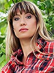 Single Ukraine women Irena from Poltava