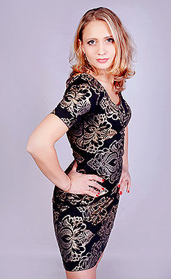 Ukraine bride  Yana 41 y.o. from Poltava, ID 76062