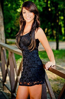 Ukraine bride  Anna 26 y.o. from Poltava, ID 77120