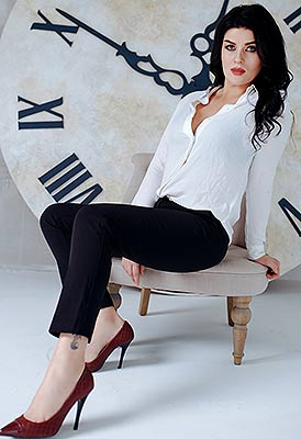 Ukraine bride  Yel'vira 36 y.o. from Poltava, ID 90627