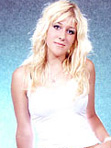 Single Russia women Alina from Sevastopol